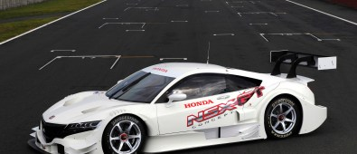 Car pics of Honda reveals NSX Concept-GT