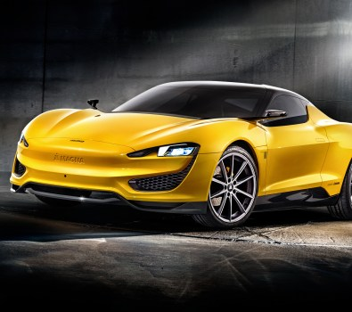 New Magna Steyr MILA Plus 2015 HD car Wallpapers