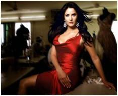 Katrina Kaif short dress