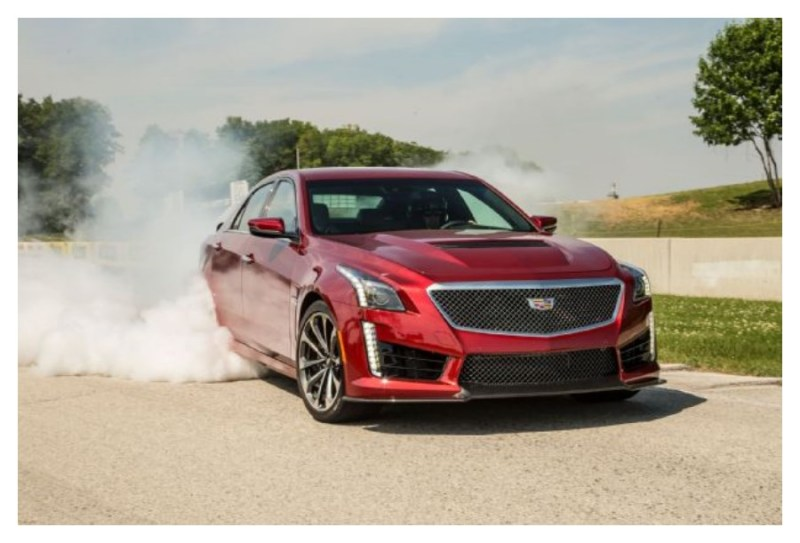 New Cadillac CTS-V 2016 Review & Pictures (11)
