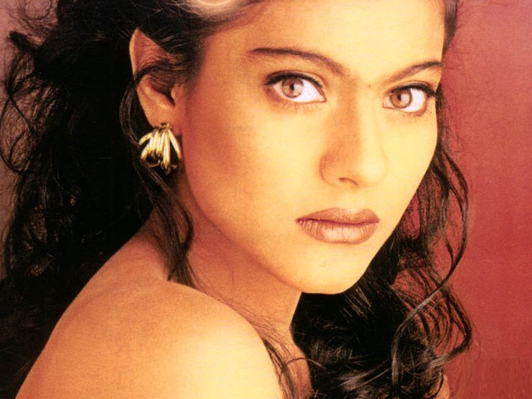 Indian Actress Kajol HD Wallpapers