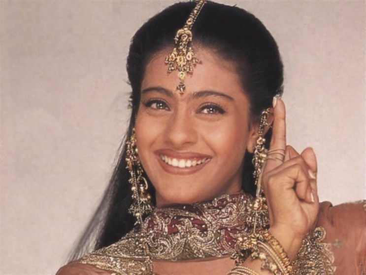 Indian Celebrity Kajol Movies Wallpapers
