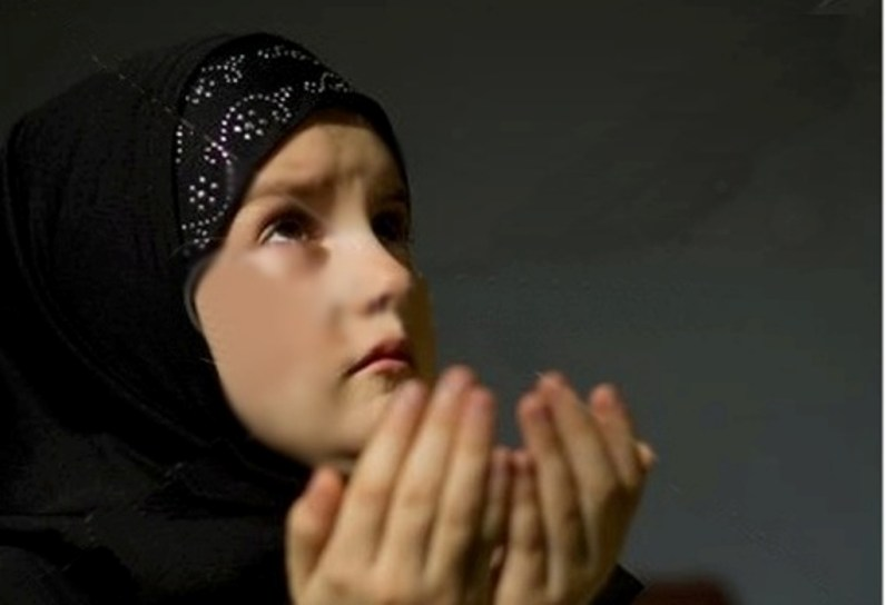 Beautiful Muslims Praying Pictures