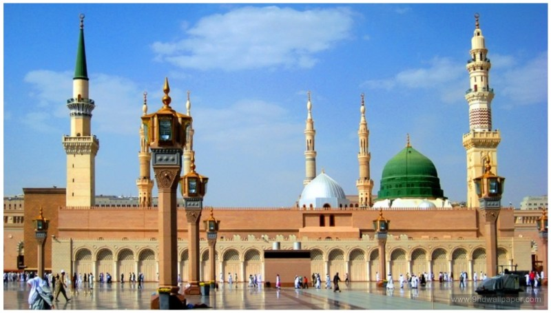 Masjid-nabawi-wallpaper-download