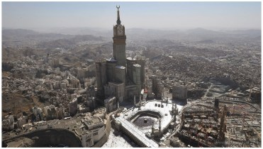 Mecca Wallpapers During Hajj