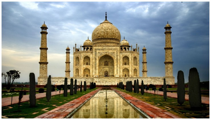 Taj Mahal Full HD Pictures