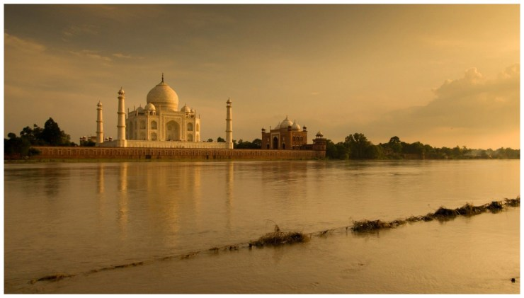 Taj Mahal HD Wallpapers