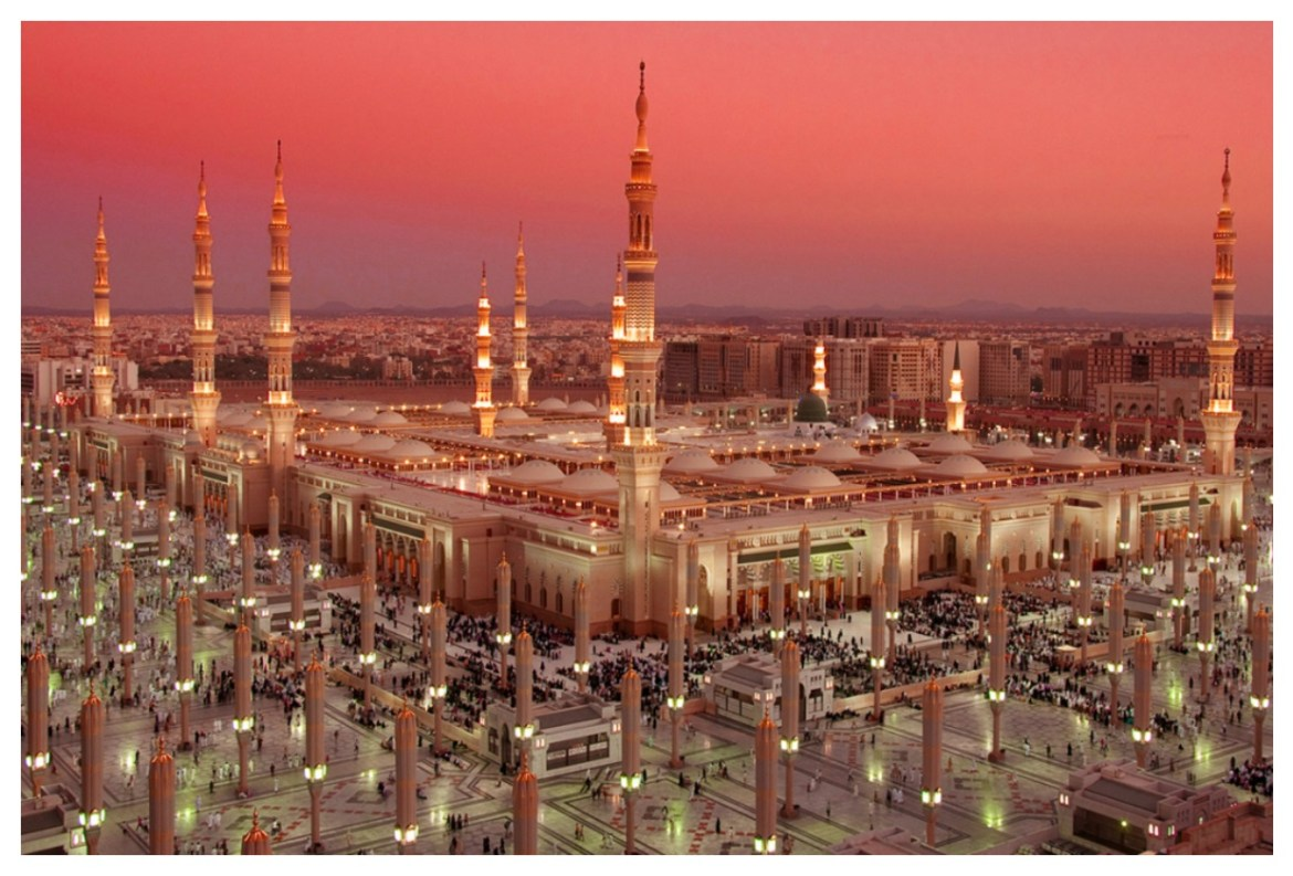 Madina Shareef Top Best Place HD Wallpapers