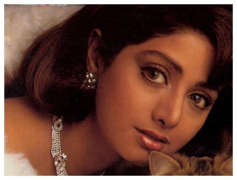 New Sridevi Photos, Pics, Images & Wallpapers