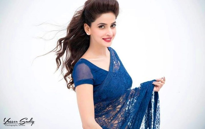 Saba Qamar HD Wallpaper Free Download