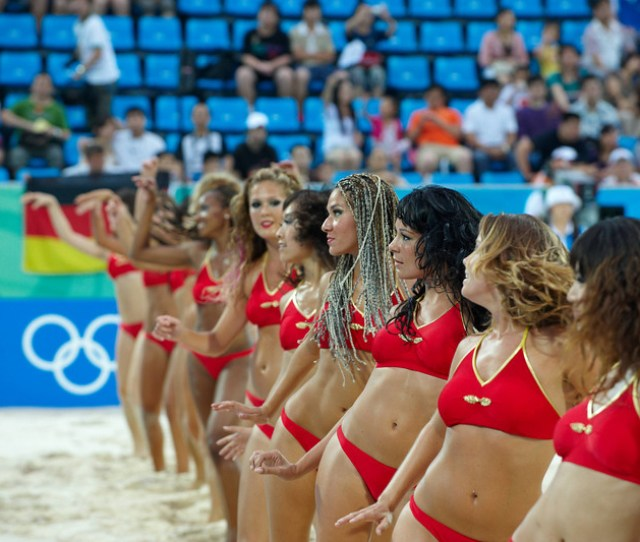 Beach Volleyball Sexy Girls