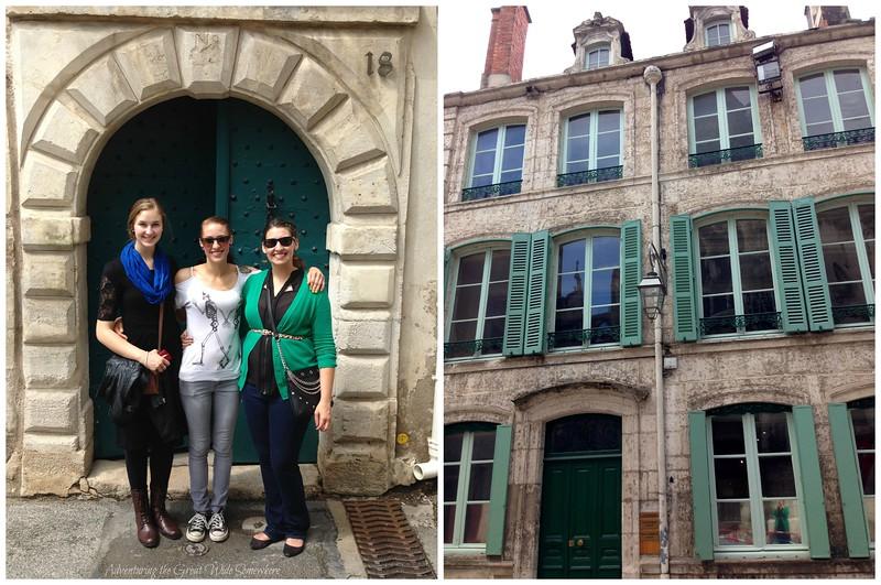 Exploring the Centre-Ville of Chaumont, France