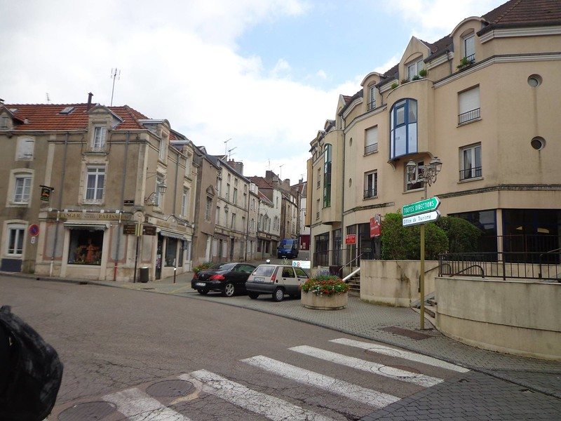 The Charming Streets of Chaumont, A Small Town in France