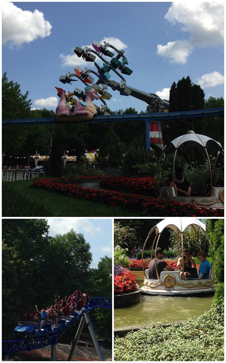 Three Fun Rides at France's Parc Nigloland
