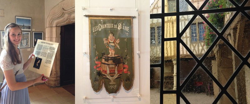 Visiting The Burgundy Wine Museum in Beaune, France