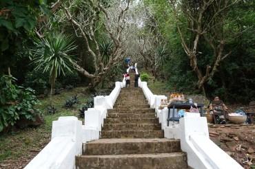 Luang Prabang – Mount Phou Si