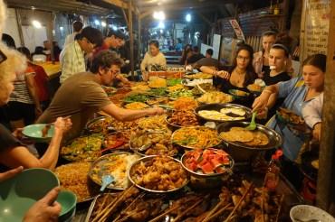Luang Prabang – Night Food Market