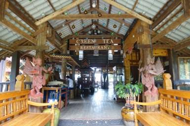 Pindaya – Green Tea Restaurant