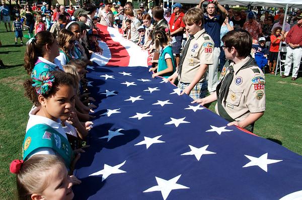 2016 Veterans Day Ceremony