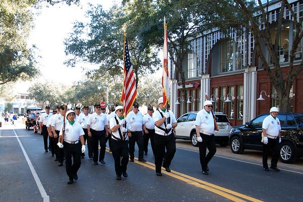 2016 Veterans Day Parade