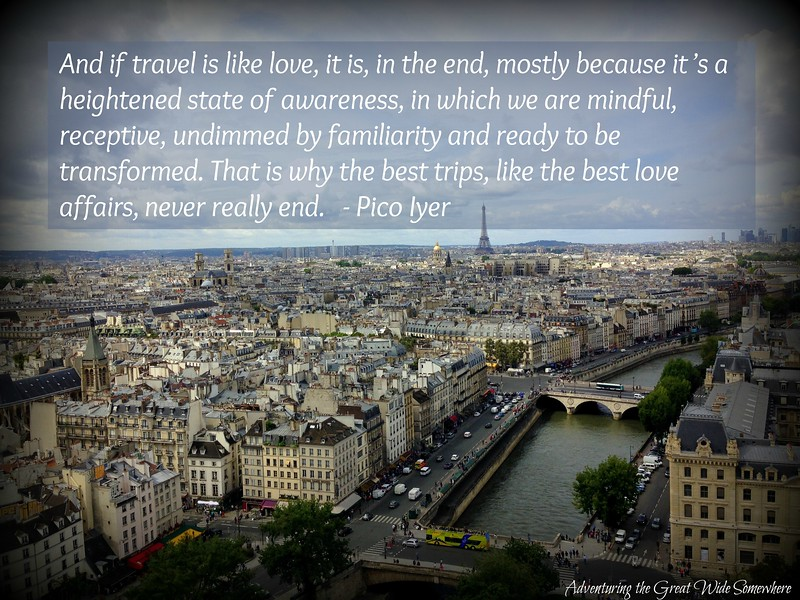 Pico Iyer If Travel Is Like Love