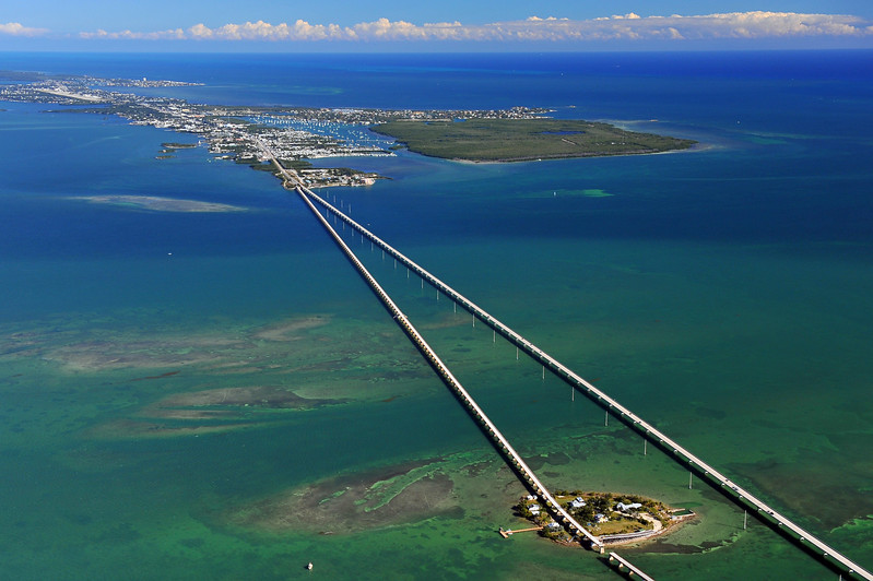 Key West Bridge by Mountain Island Connection