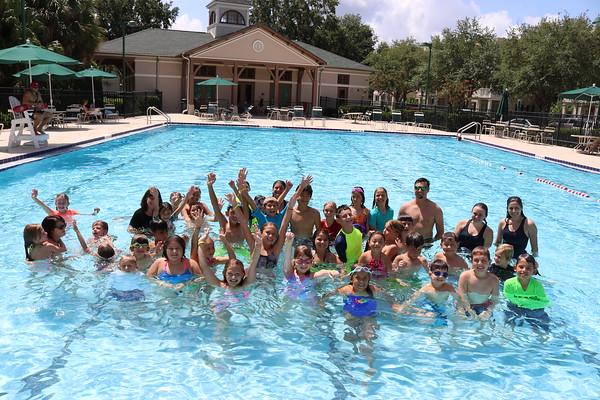 2017 World's Largest Swim Lesson