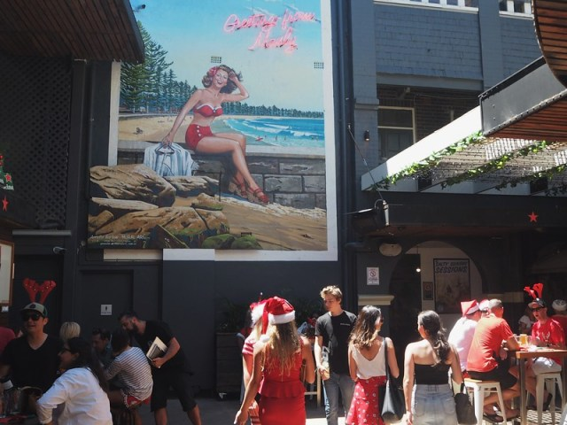 Happy Christmas - Manly style.