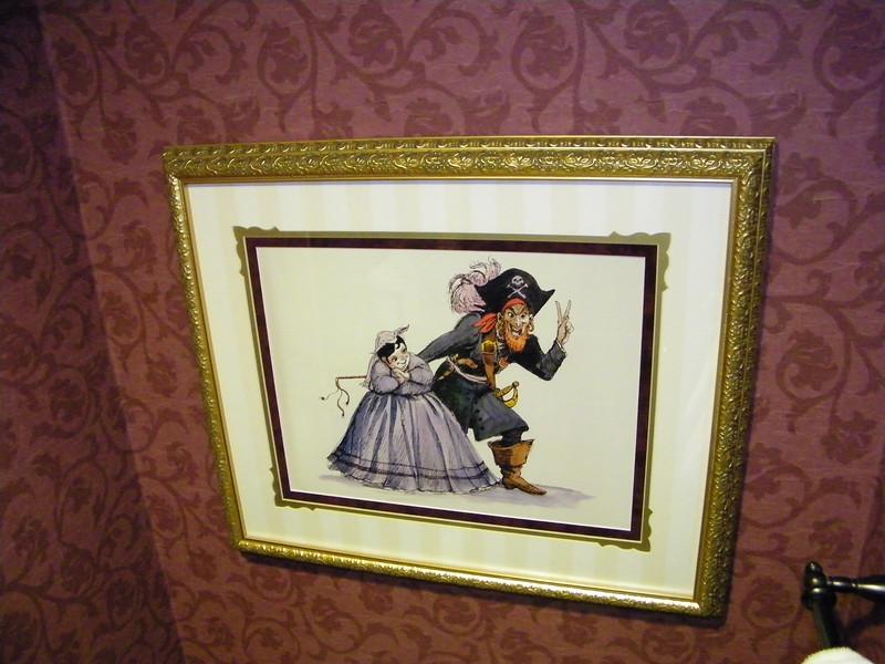 20110602 disneyland hotel pirates of the caribbean suite 3 bathroom 1 (4)