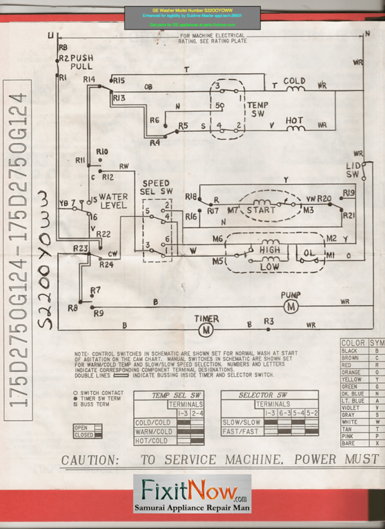 4904165819_72f6a0492f_o XL?resize=557%2C768&ssl=1 wiring diagram ge refrigerator the best wiring diagram 2017 GE Oven Wiring Diagram at soozxer.org