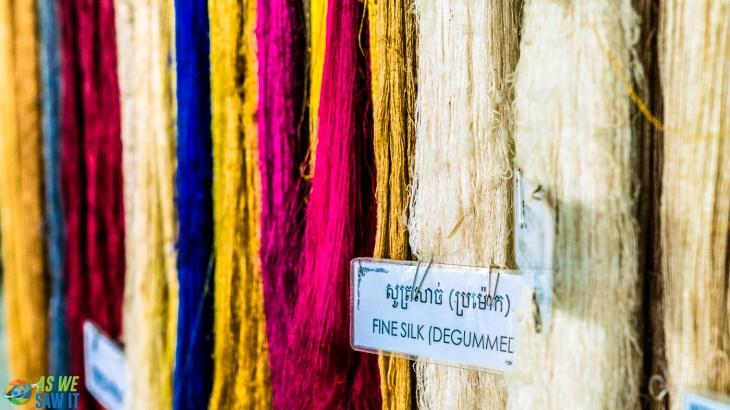 Silk Farm, Siem Reap, Cambodia