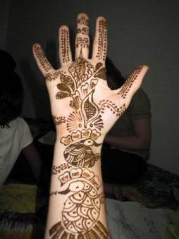 tulsi palace learning henna
