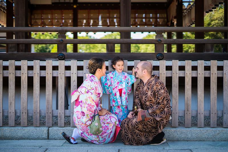 和日本夫妇