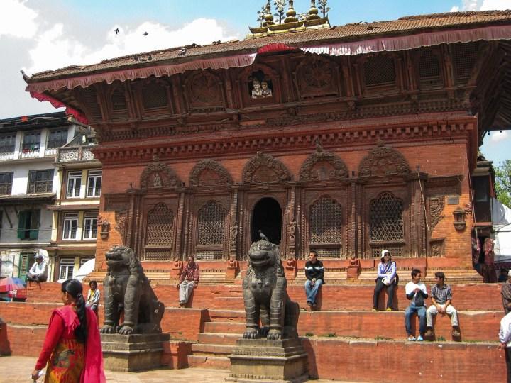 What to do in Hanuman Dhoka