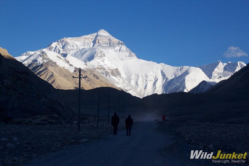 Tibet tour itinerary - everest base camp