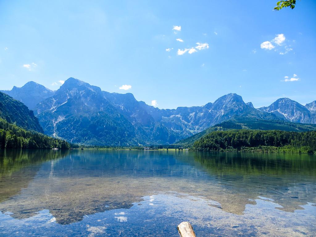 Some spectacular nature in Austria