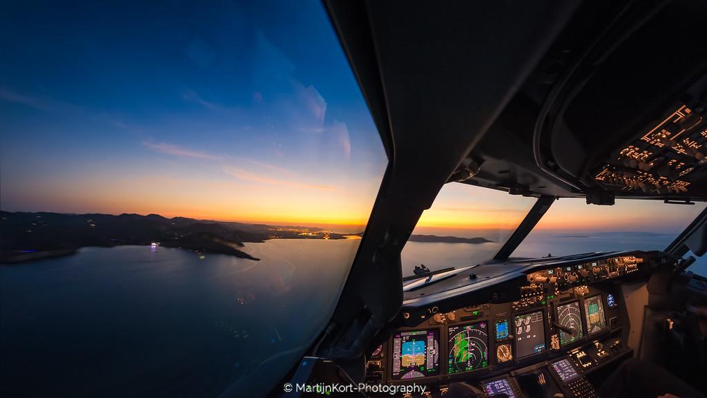 Approaching Ibiza