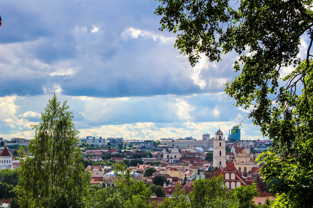 hiking in vilnius is one of the best things to do in lithuania