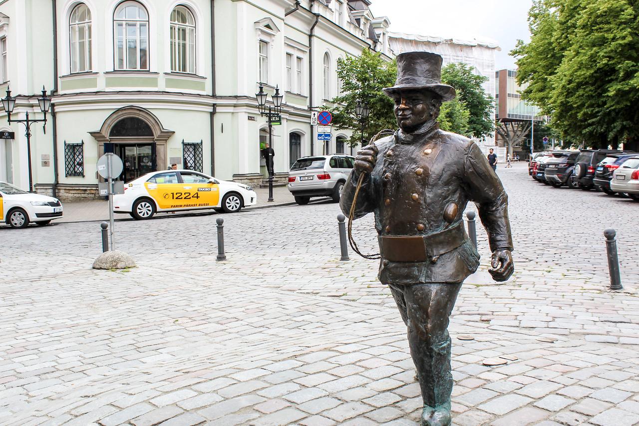to visit Tallinn