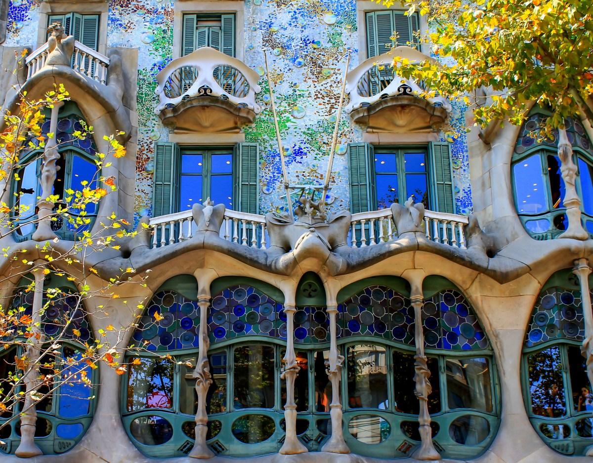 3 Days in Barcelona - Casa Batllo
