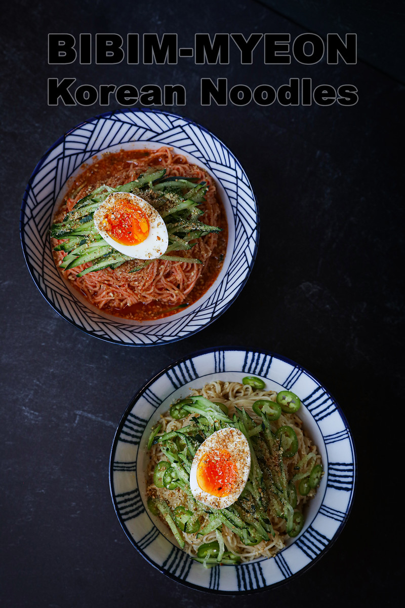 bibimmyeon Korean Noodles