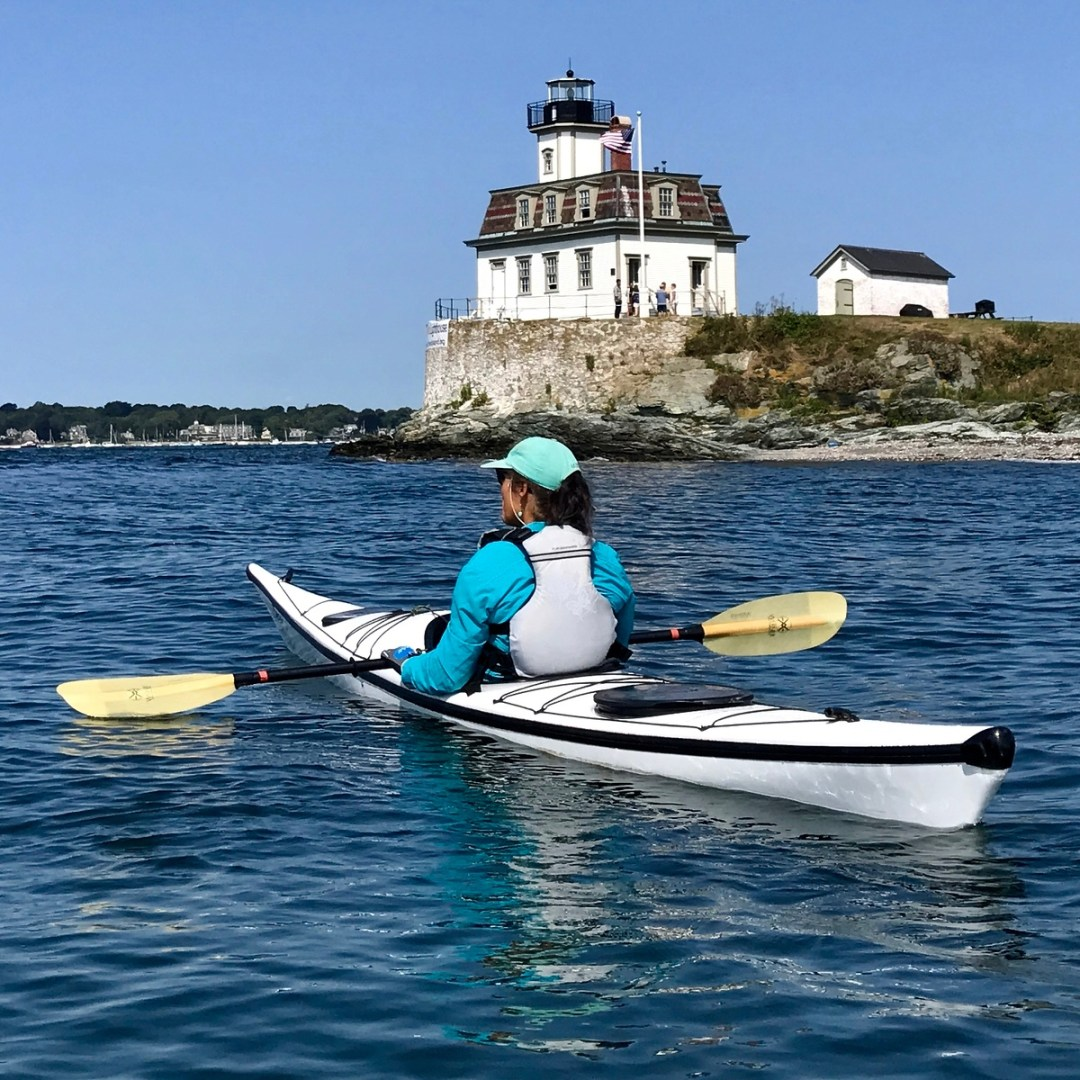 Project Lighthouse: The Quest to See All of Rhode Island