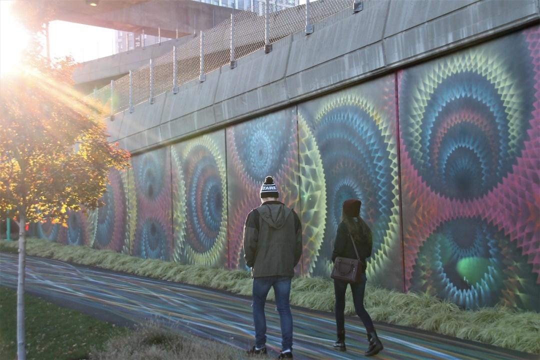 Street art in Boston, Massachusetts