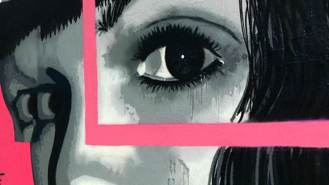 Mural art in Poblenou - Street Art of Barcelona - StreetArtChat.com