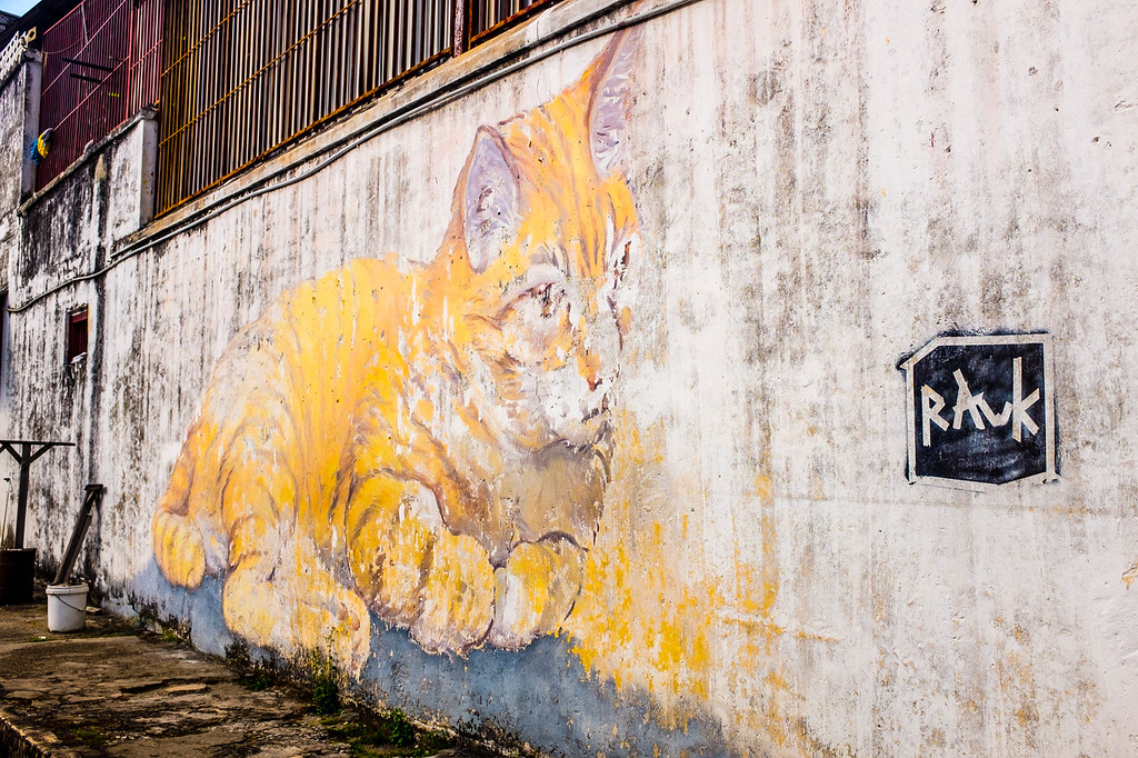 Artists for stray animals - Skippy Comes to Penang