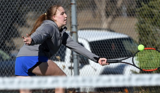 Broomfield Holy Family Girls Tennis