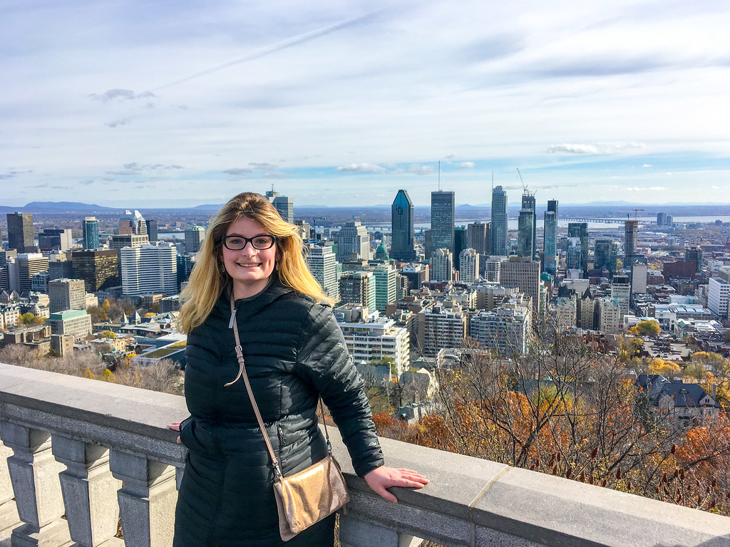 solo travel in canada