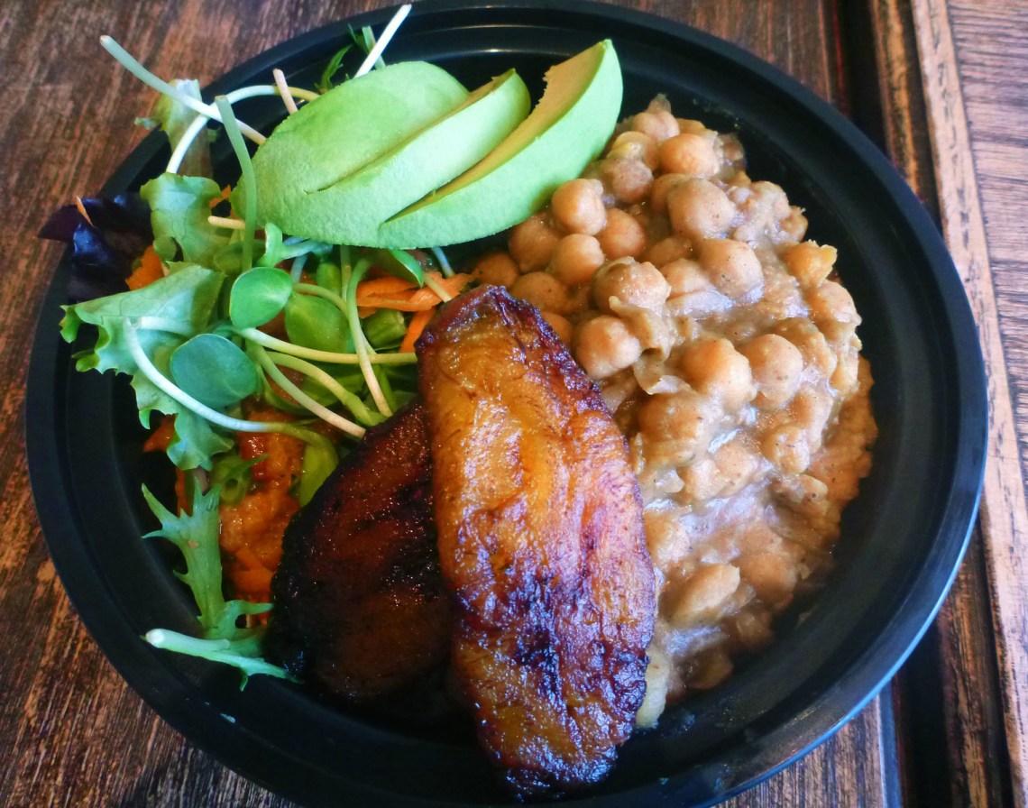 One Love Caribbean Vegetarian Vegan Restaurant Toronto
