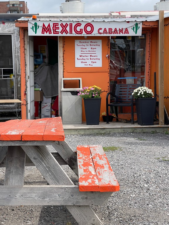 Mexigo Cabana in Ottawa