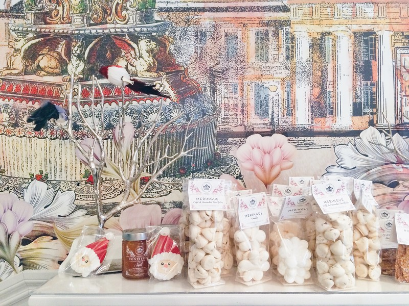 Sweet treats at Christian Faure, a popular patisserie in Montreal